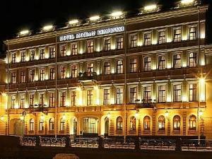 дешевые гостиницы в Санкт-Петербурге