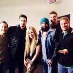 Аврил Лавин присоединится к группе Backstreet Boys во время их североамериканского тура